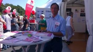 150 Jahre SPD Deutschlandfest